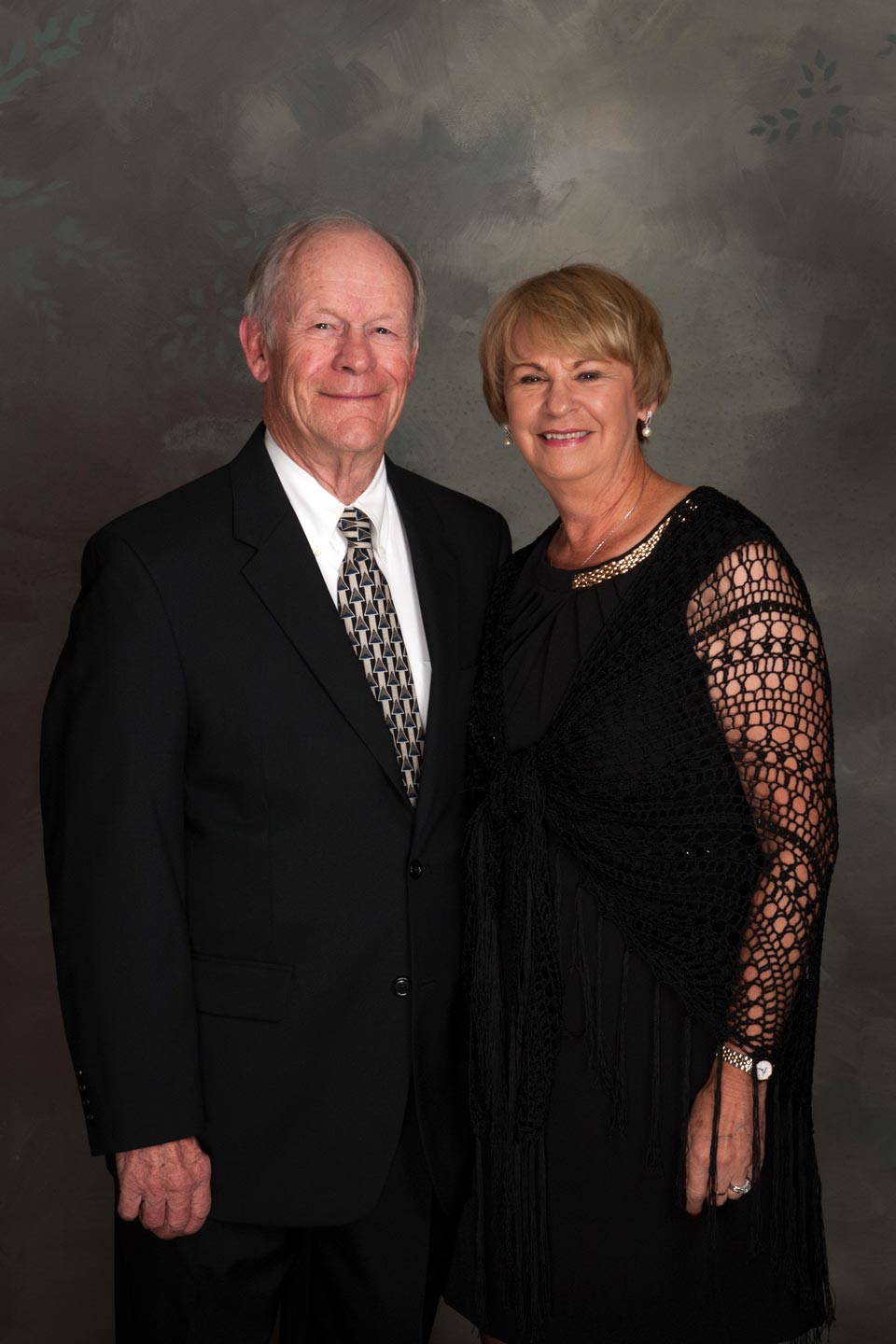 Ken and Elaine Treusdell