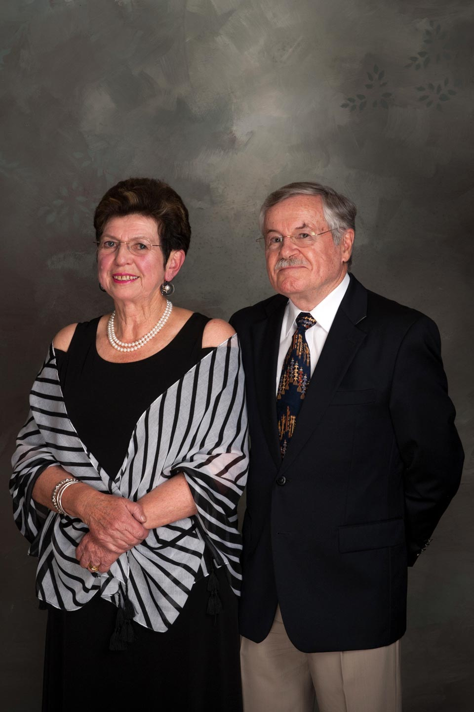 Trudi and Gunter Kaldschmidt