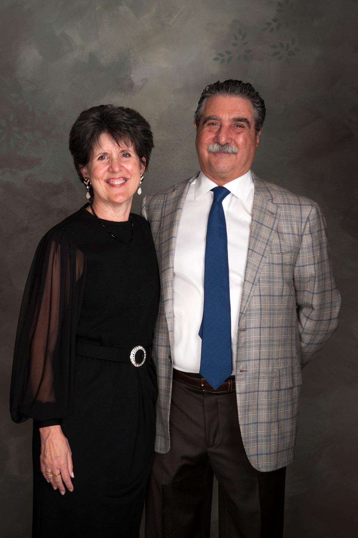 Melanie and Michael Jurlando