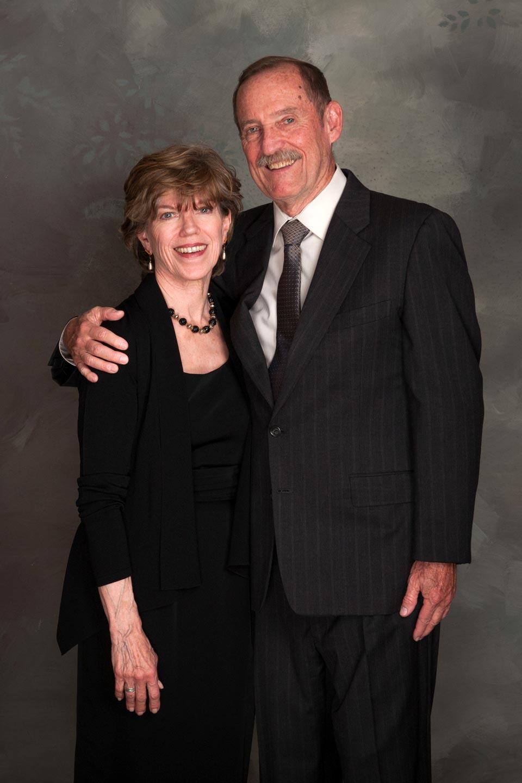 Sue and Gene Hansel
