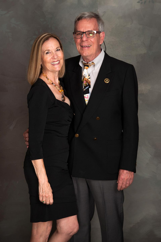 Norma and Tim Ackert