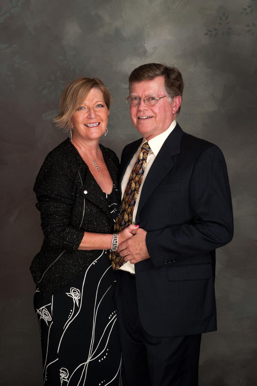 Janice and Eric Madsen