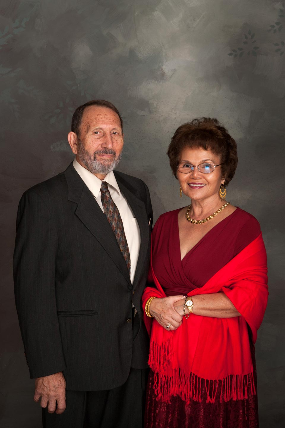Lawrence and Penny Olsen