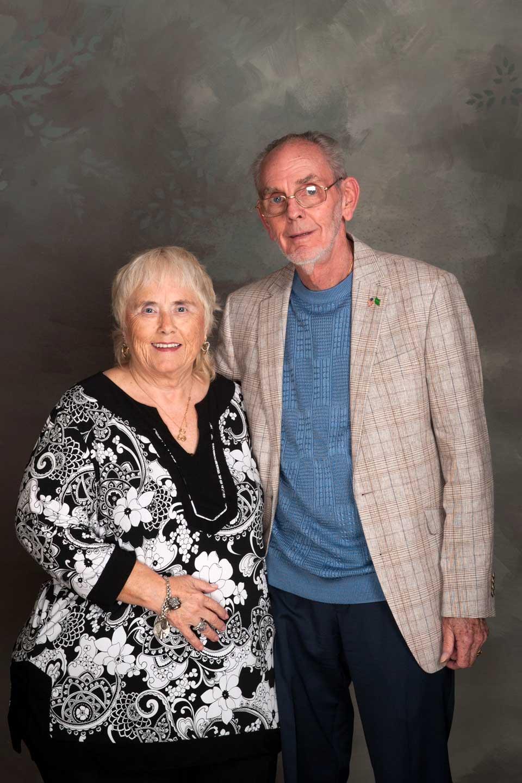 Left : Karen Fallon