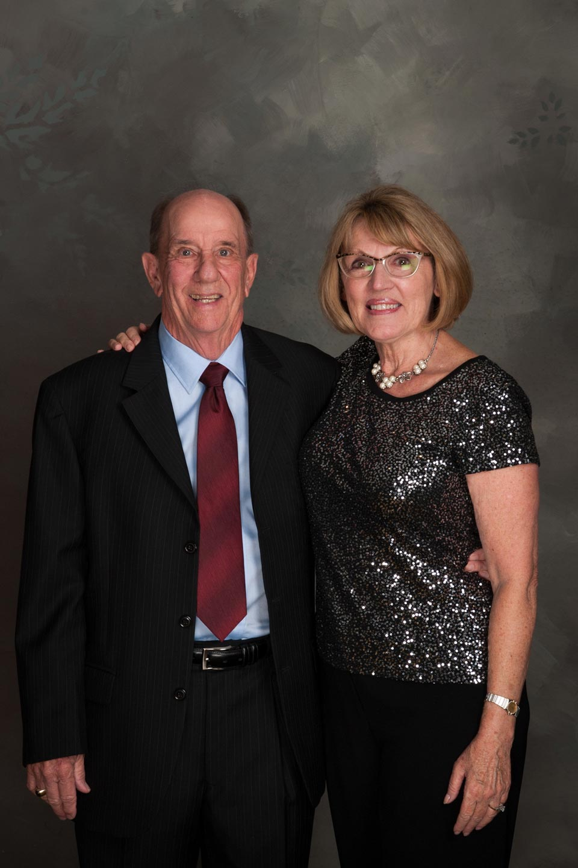 Gary and Inge Deese