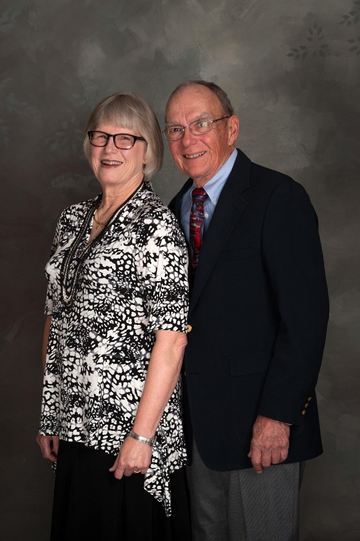 Ken and Carol Swanson