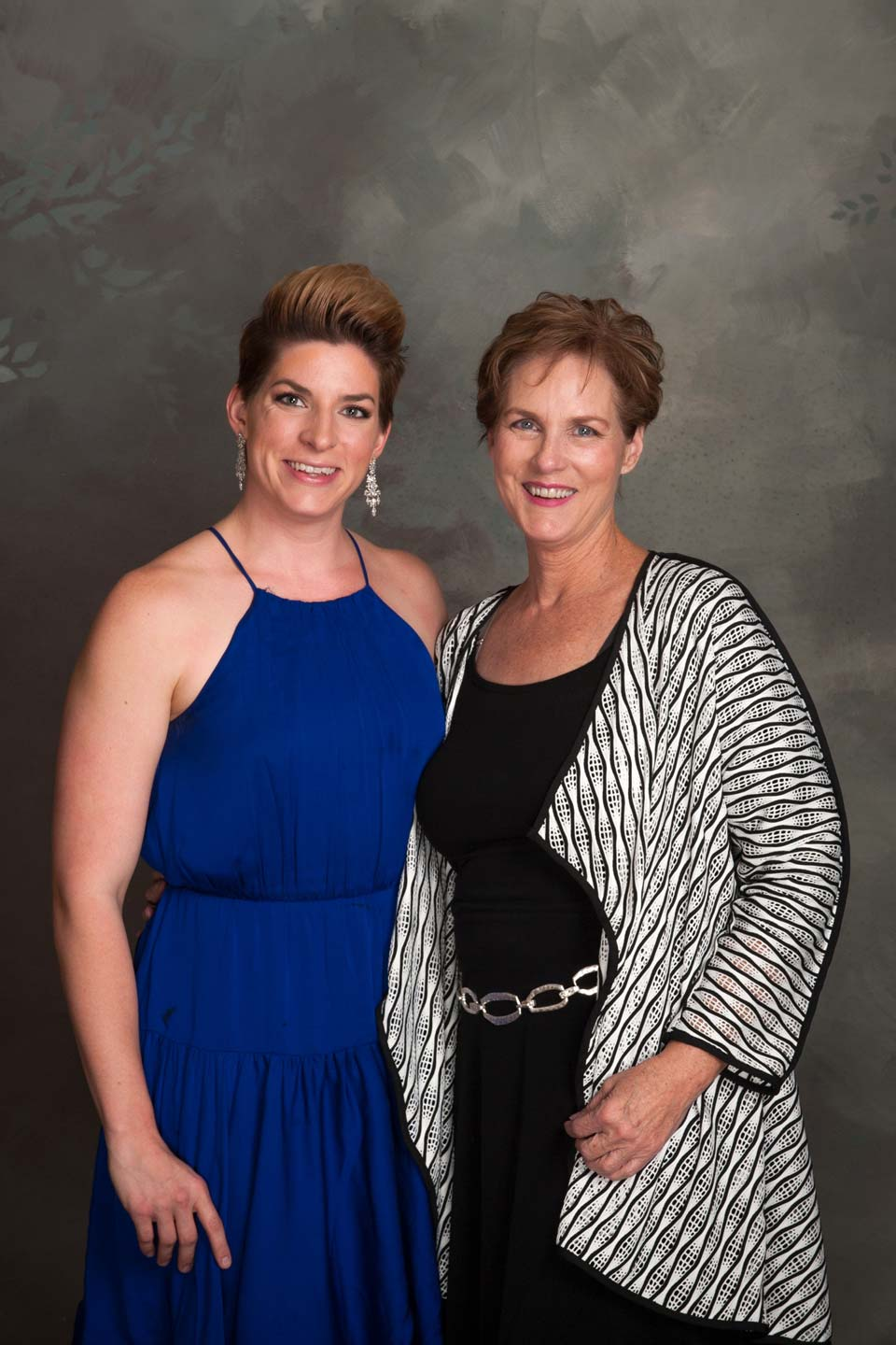 Mary Kelsch Zwick and Laurie Tanner Kelsch