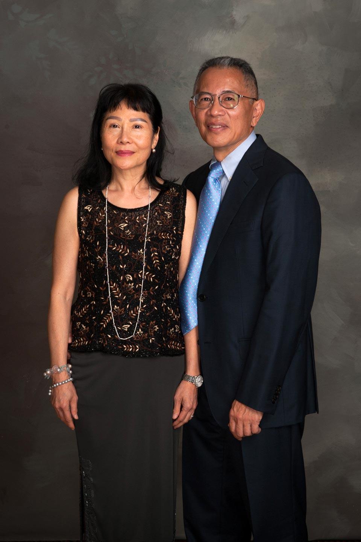 Dianna and John Yee