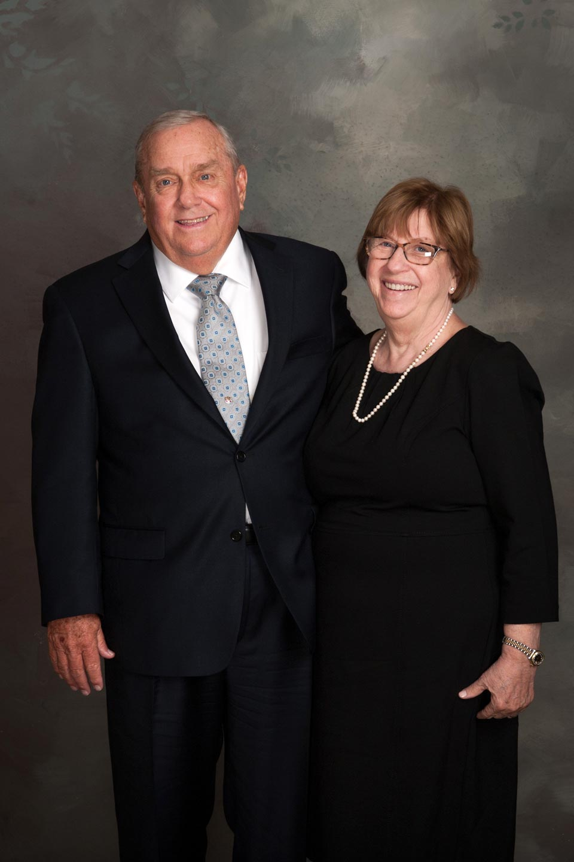 Alan and Kathryn Wickline