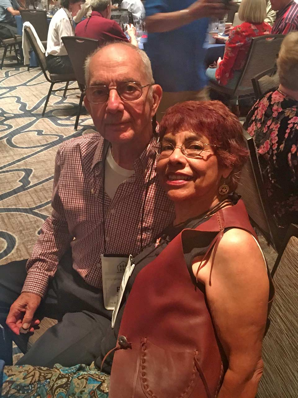 Rich & Gladys Turissini