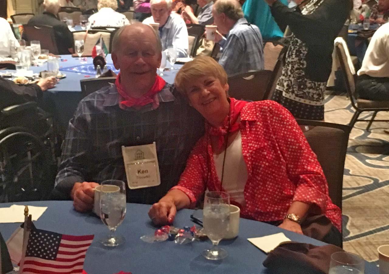 Ken & Elaine Trousdell