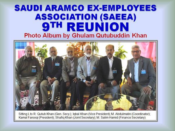9th Reunion 1