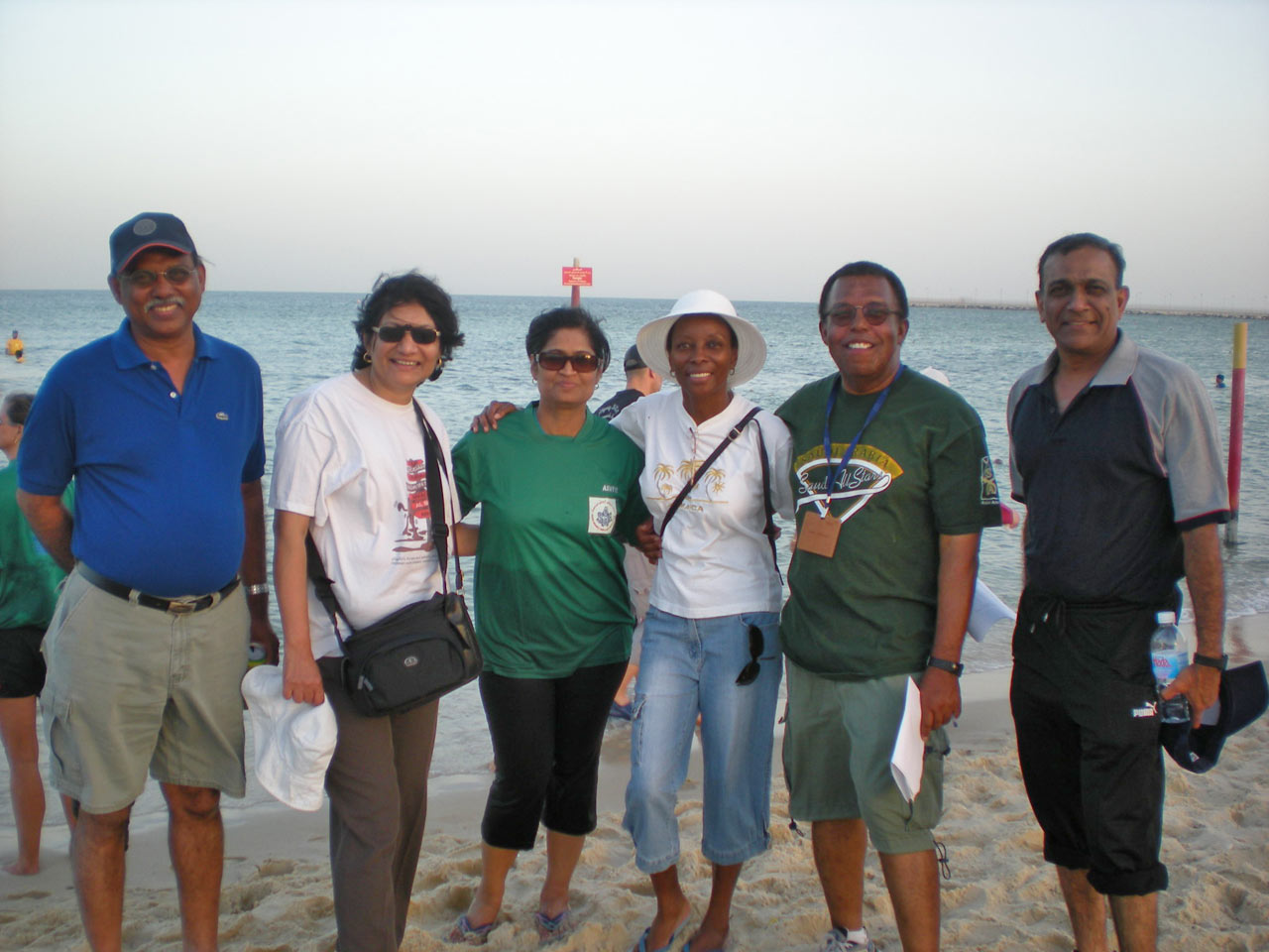 Quarrayah Beach Raft Race 2010