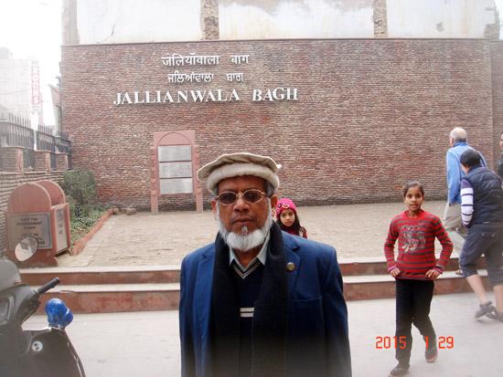 Visit to India via Wahga Border - 32