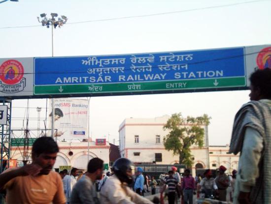 Visit to India via Wahga Border - 50