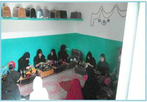 The Quran class for girls