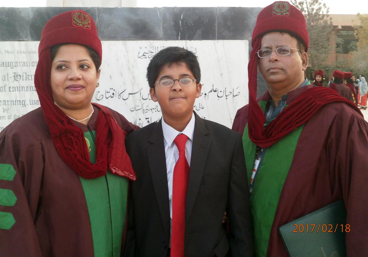 Dr. Kiran A. Rehman, Habib Ur Rehman, Dr. Ata Ur Rehman