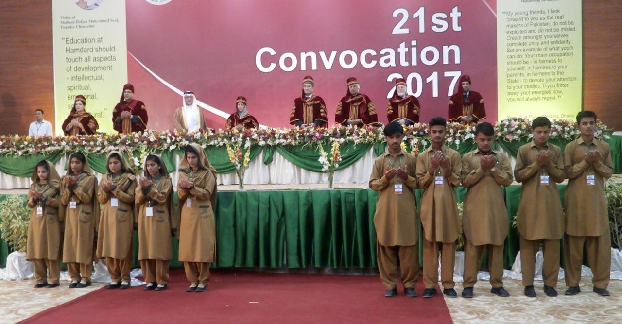 Hamdard School Students