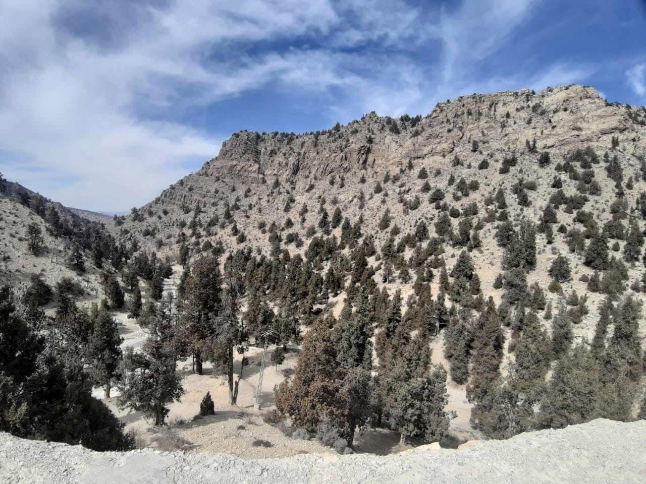 A nice click of Quetta Mountains
