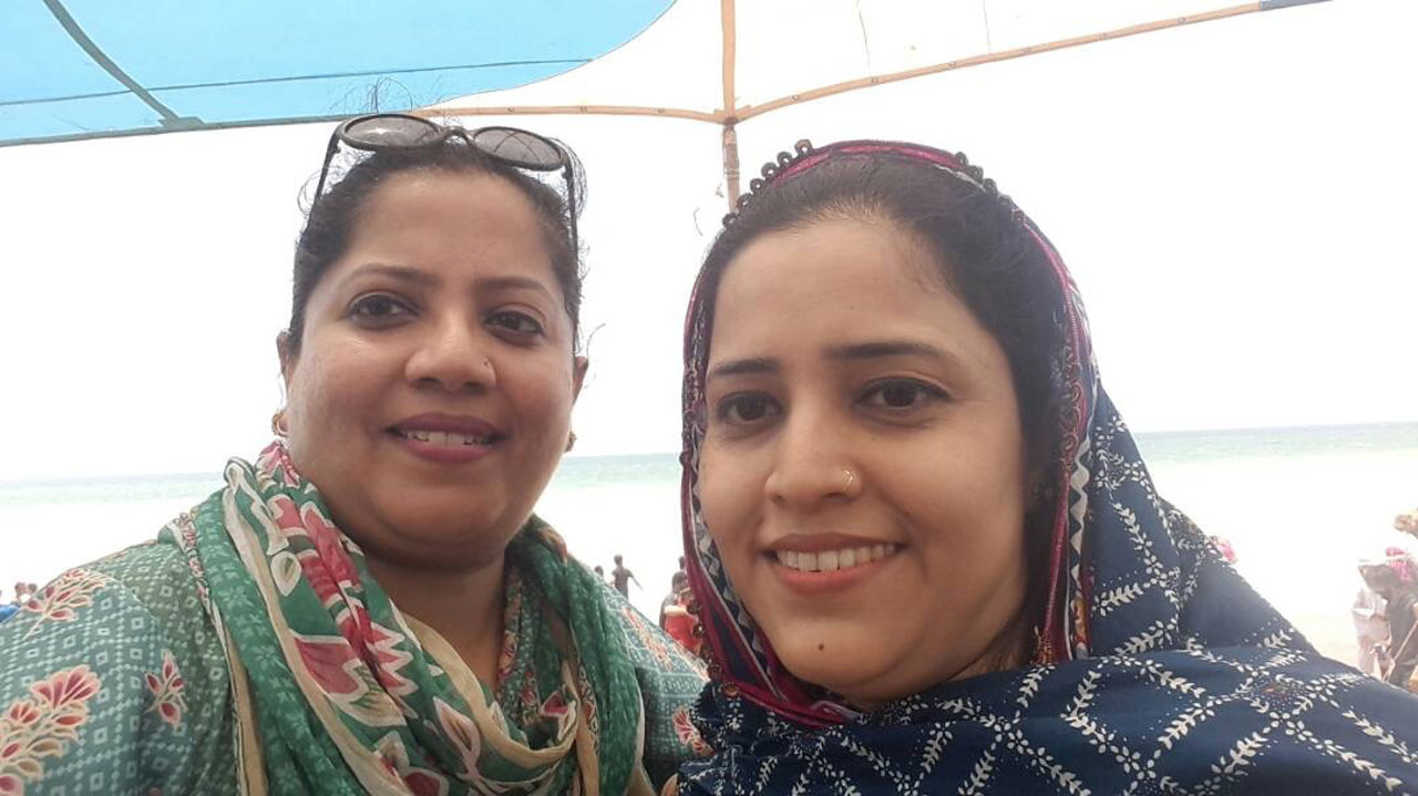 Ambreen and Dr. Kiran A. Rehman