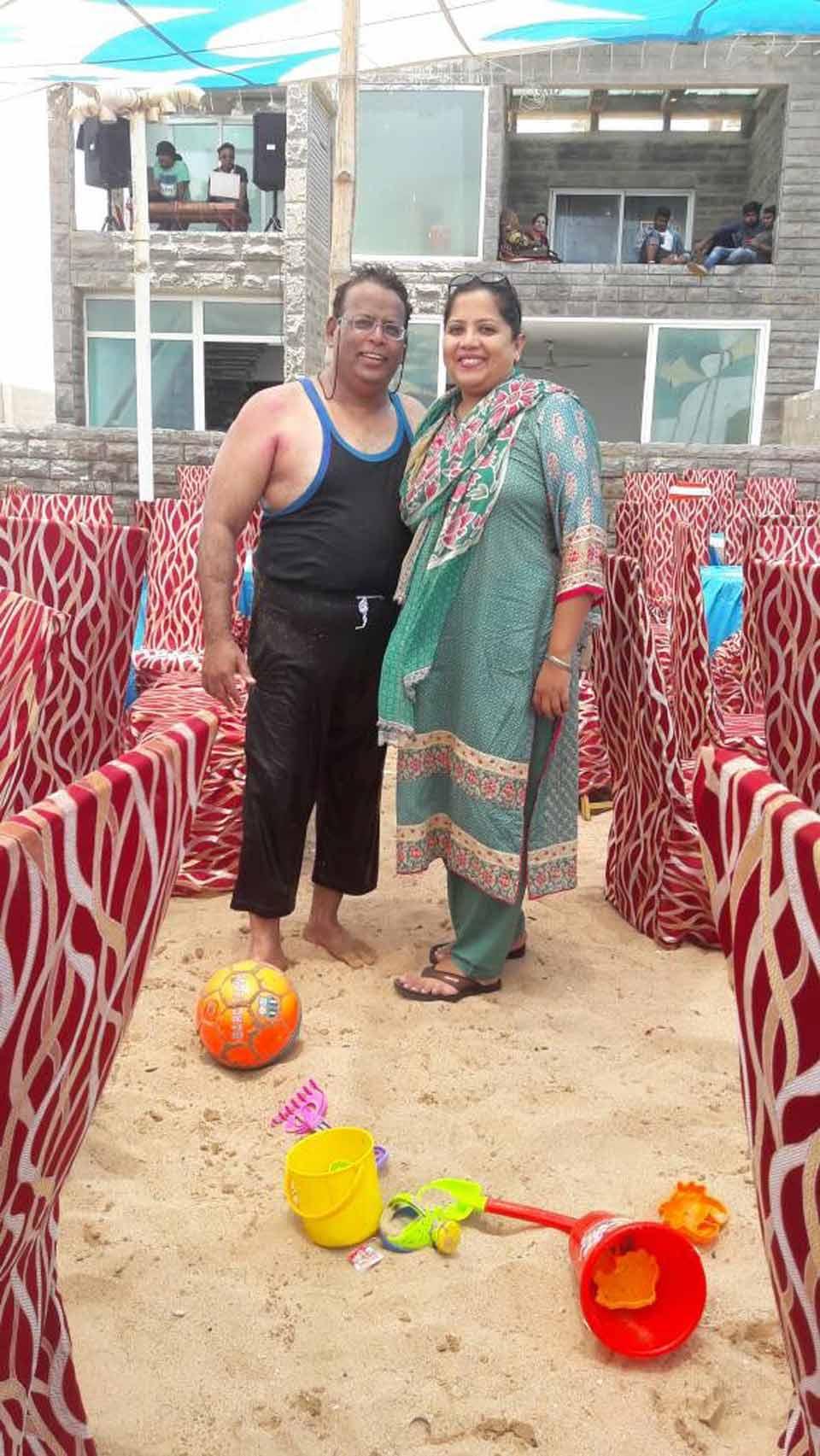 Dr. Ata Ur Rehman and Dr. Kiran Ata Ur Rehman