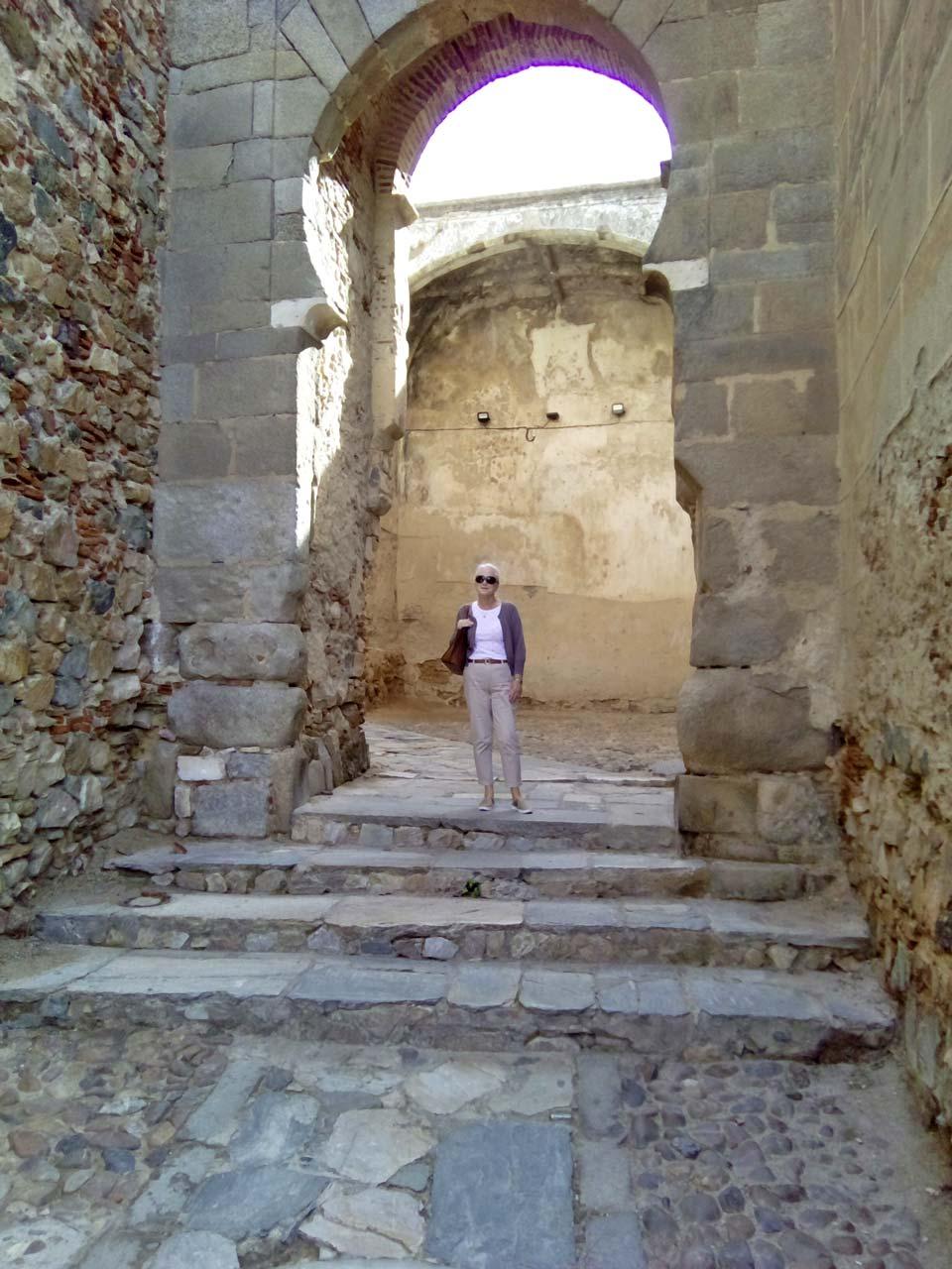 Arvid and Jakki Koris Visit Badajoz