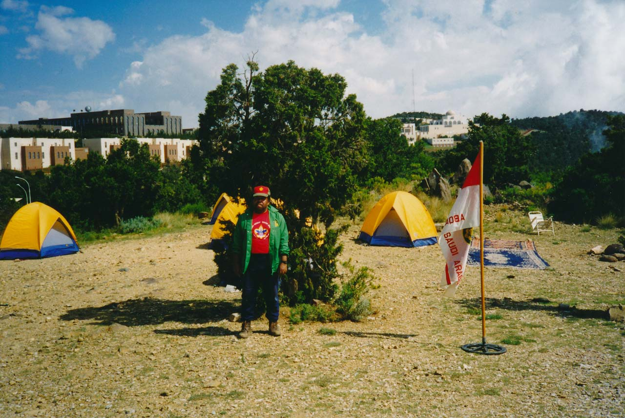 Assistant Scoutmaster, Cornell Seymour, Troop 256