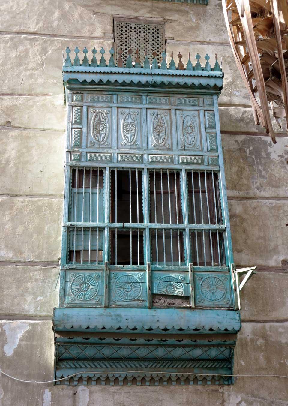 Al-Balad's beautiful craftsmanship. © Mark Lowey