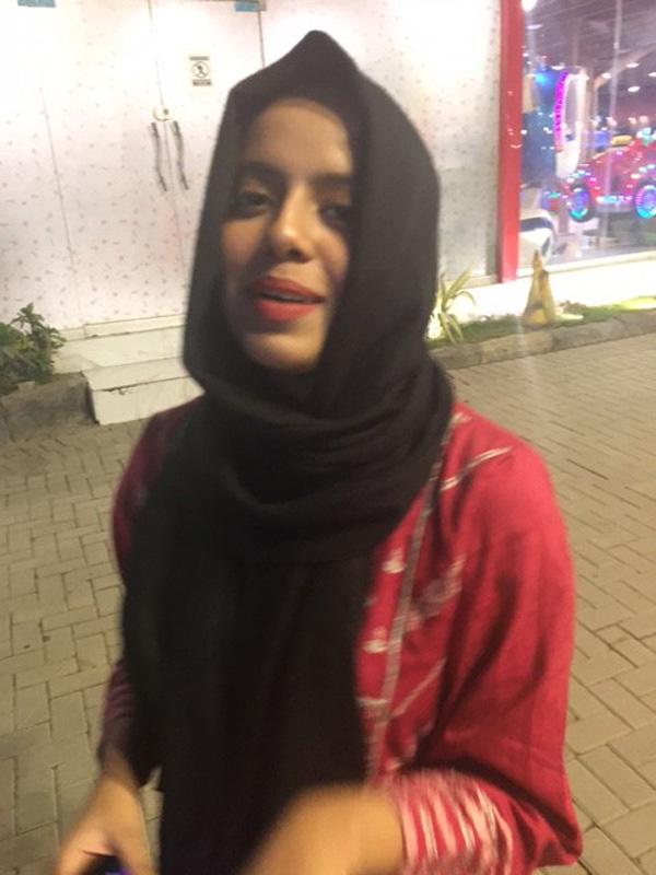 Mariam A. Rehman