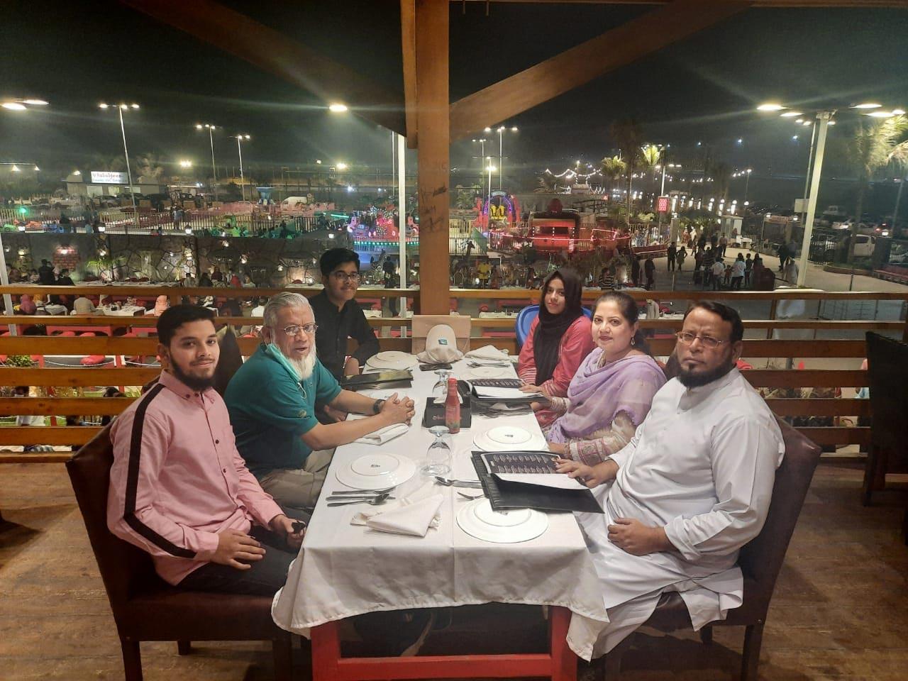 Obaid Ur Rehman, Habib Ur Rehman, Engr. Iqbal A. Khan, Mariam A. Rehman, Dr. Ata Ur Rehman