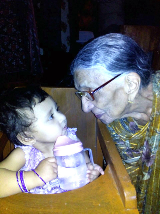 Baby Umaima Shahzad - 08