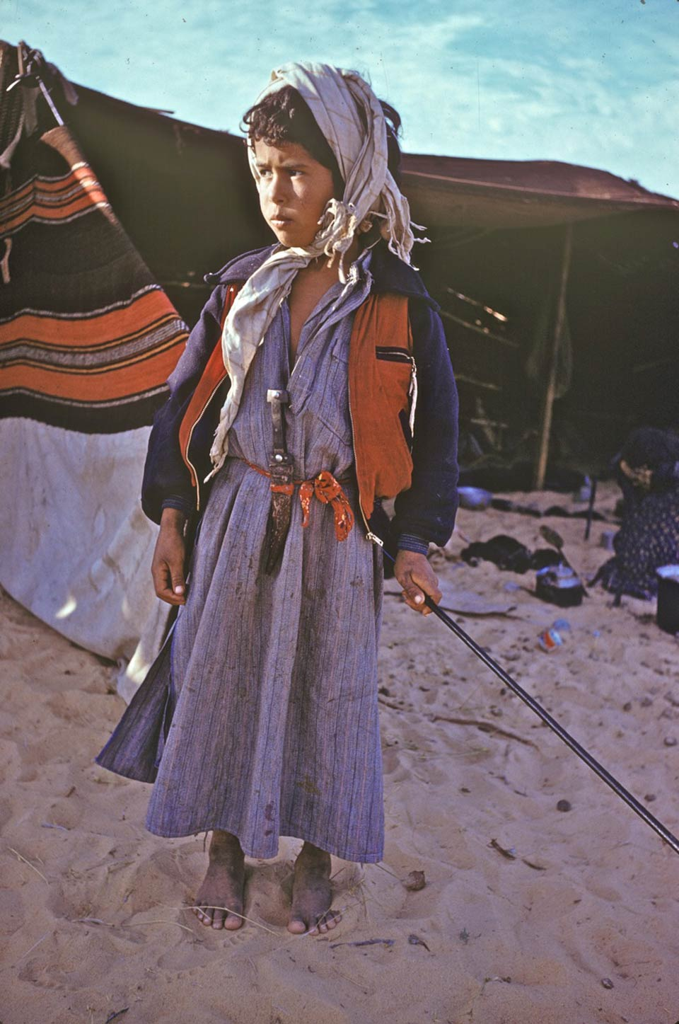Taken at a Bedouin camp west of Abqaiq where I spent a weekend.