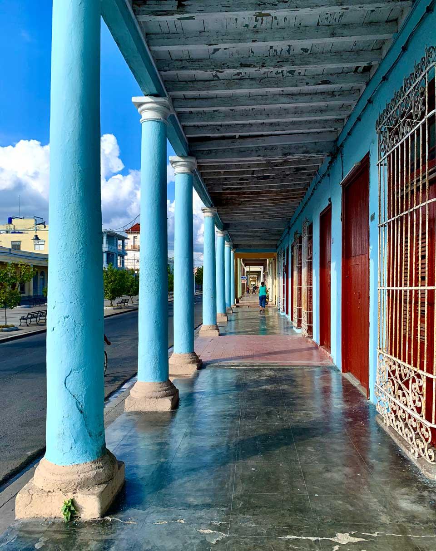 El Paseo Del Prado, Cienfuegos.