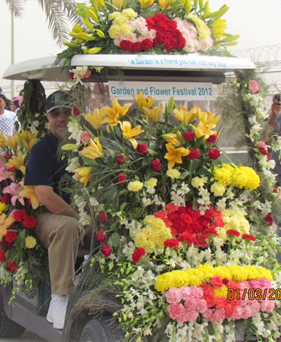 Dhahran Garden and Flower Festival 2012