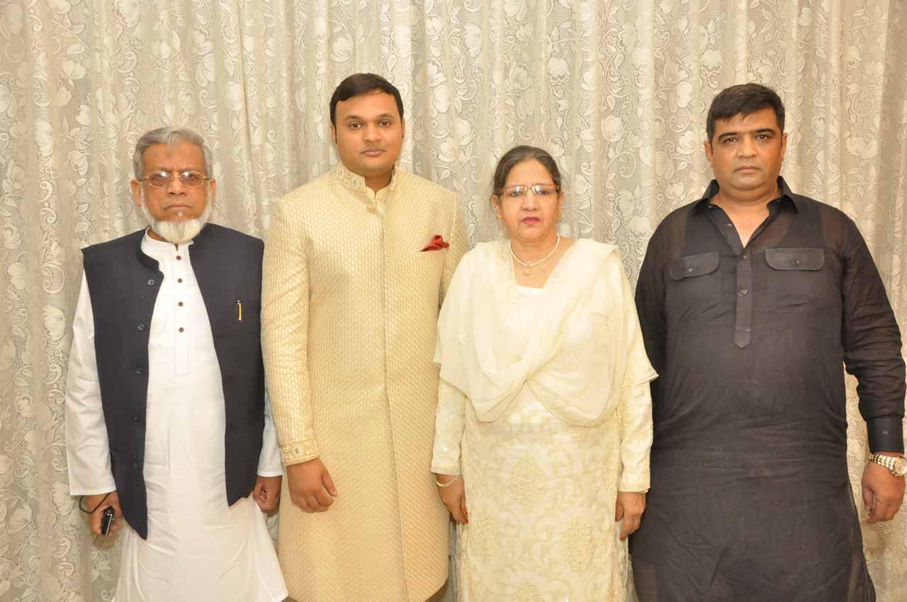 Engr. Iqbal Ahmed Khan-Imran Pervez-Mrs. Zohra Iqbal-Imran Ahmed Khan Ghouri