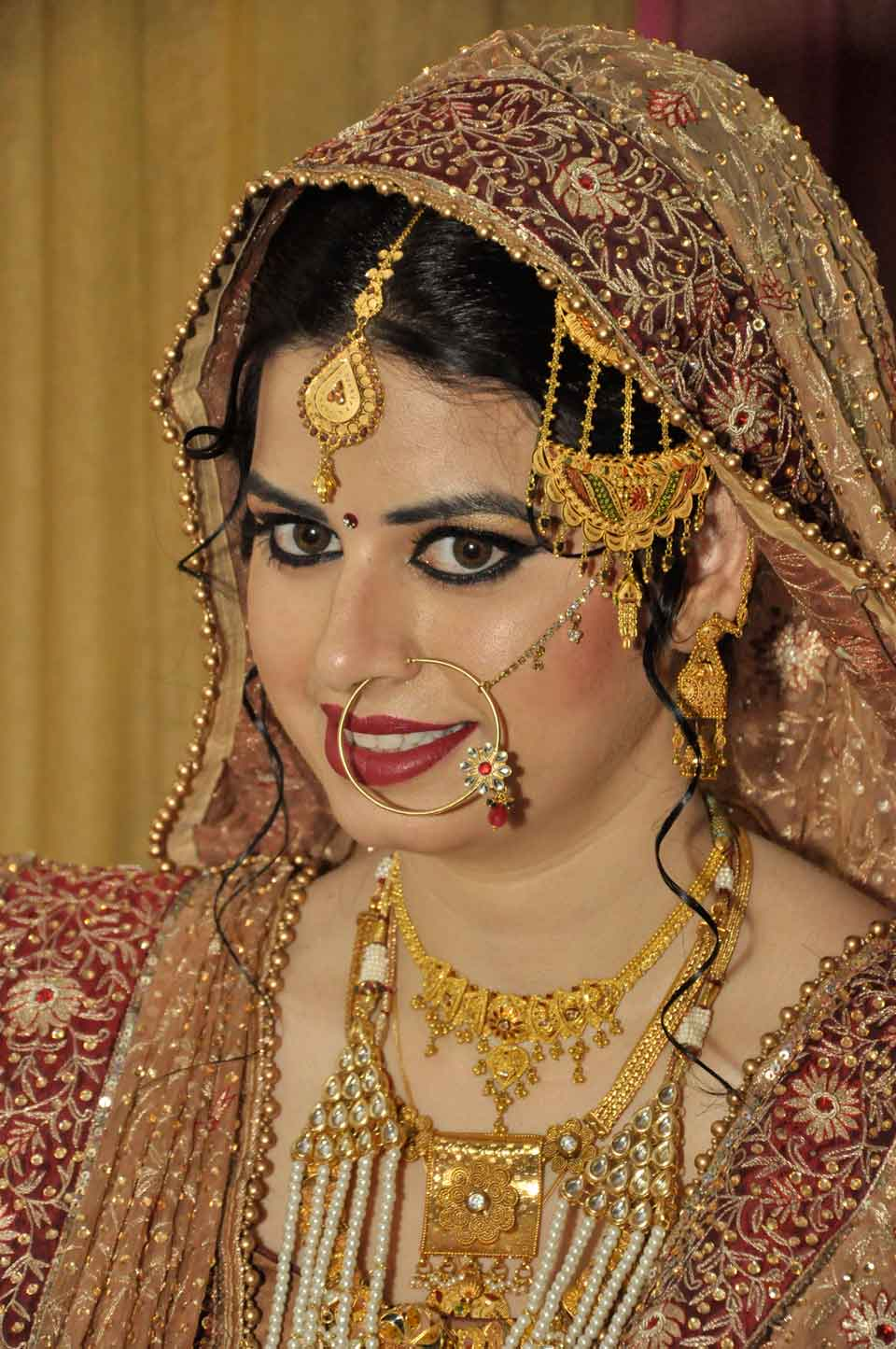 Huma Khan - The Bride