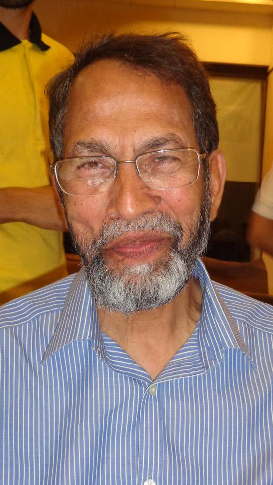 Engr. Mansoor H. Kureshy - 09