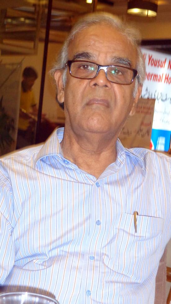 Engr. Mansoor H. Kureshy - 18