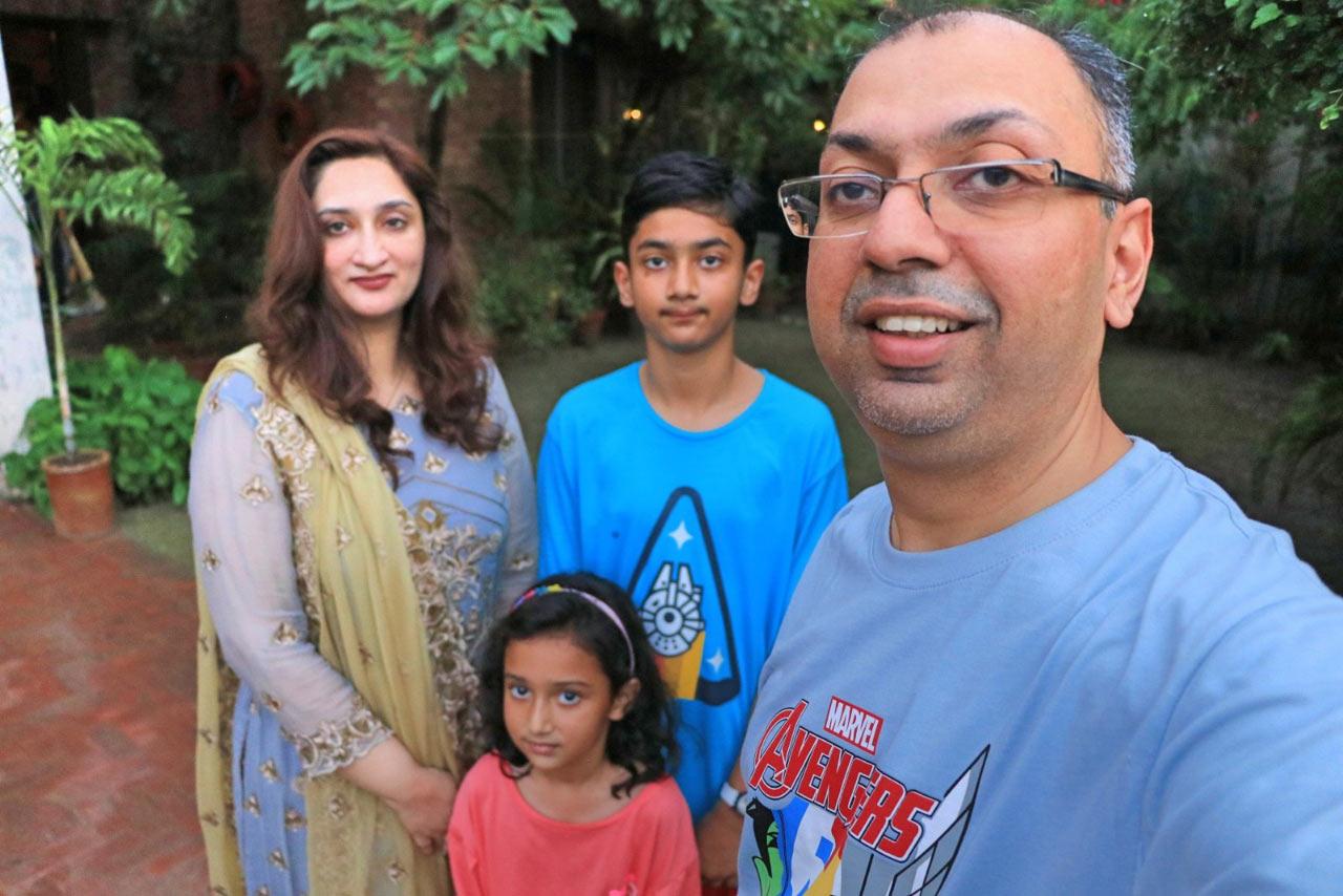 Happy Birthday Syed Hadi Naushad Shah, grandson of Syed Yousaf Shah Aramco Badge #71533.
