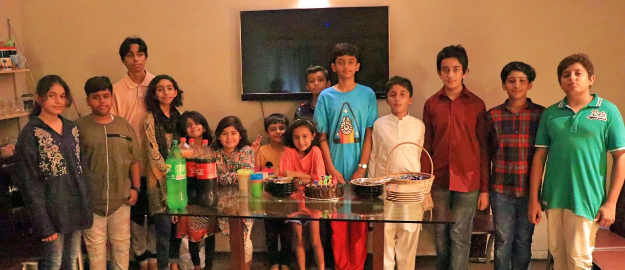 Happy Birthday Syed Hadi Naushad Shah, grandson of Syed Yousaf Shah Aramco Badge #71533.