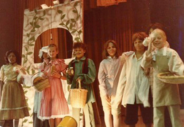 "The Musical  of ""Hey George"" performed by students of Dhahran Intermediate circa  '83-84"