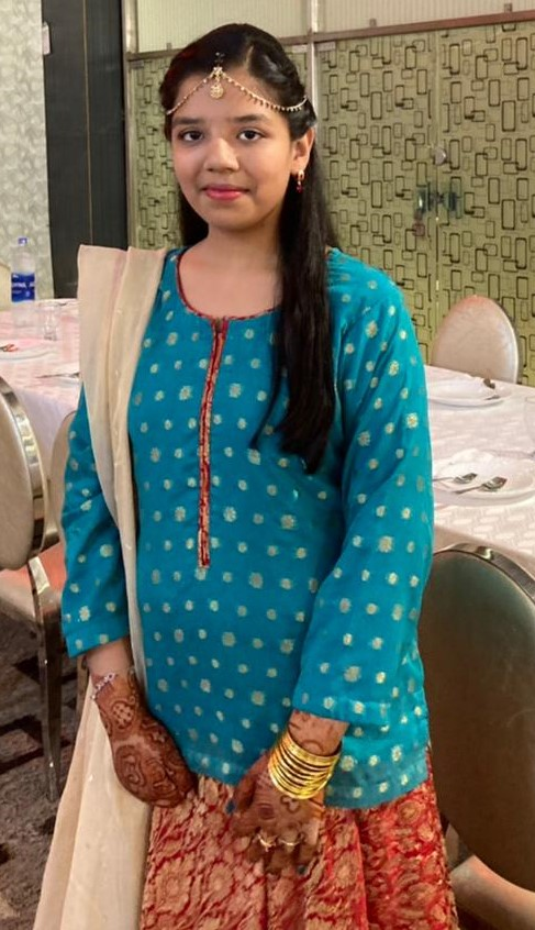 Zoya Imran the author of the article
