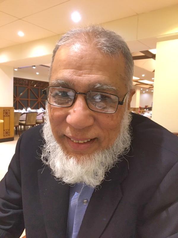 Engr. Khalid Iqbal, Chief Guest