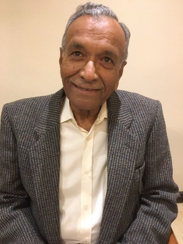 Engr. Mohammad Afzal, Civil