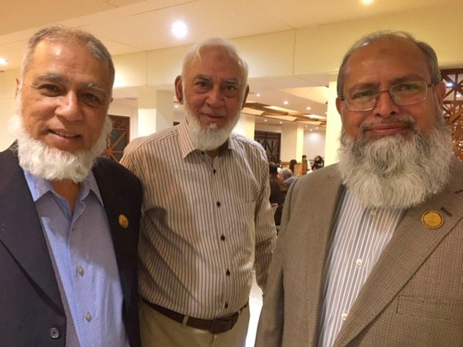 Engr. Khalid Iqbal, Engr. Aqleem Aleem, Engr. Muhammad Hamid