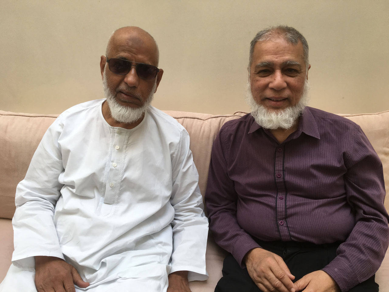Iqbal Hameed and Khalid Iqbal, met after 51 years