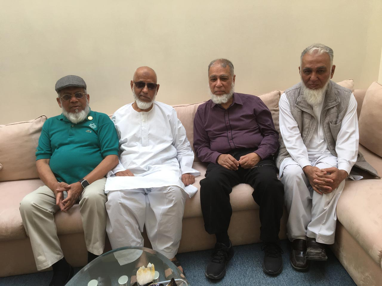 Iqbal Ahmed Khan, Iqbal Hameed, Khalid Iqbal, Abid Iqbal