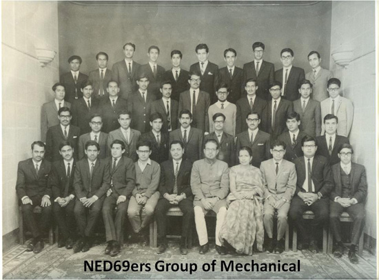 NED69ers Reunion in Karachi - 01