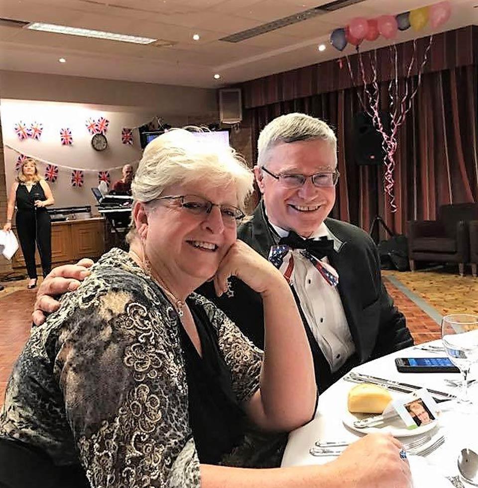 Cheryl Vicary & Dennis Keitel