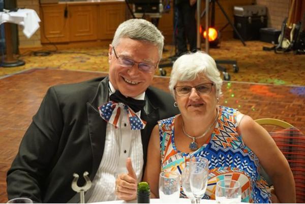 Dennis & Margaret Keitel